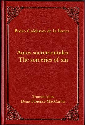 Book Cover: Autos sacramentales by Calderon
