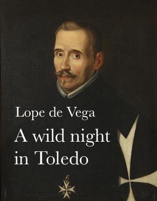 Book Cover: A wild night in Toledo