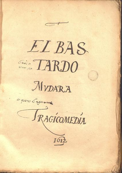 Book Cover: The bastard Mudarra