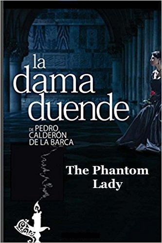 Book Cover: The Phantom Lady (La dama duende)