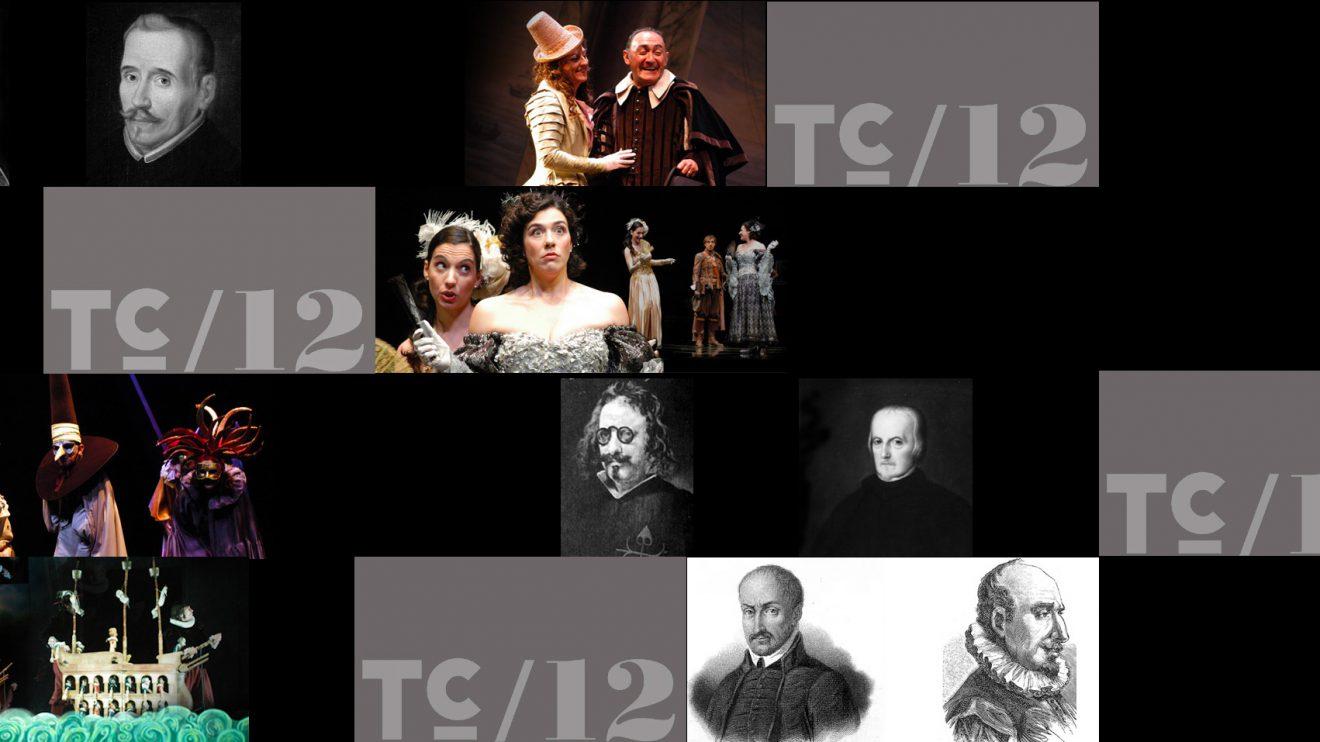 Medalla de oro a la Red del Patrimonio Teatral Clásico Español (TC/12)