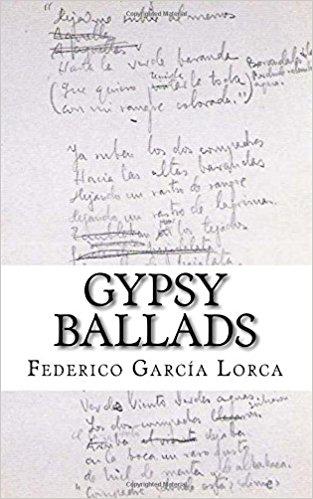 Book Cover: Gypsy Ballads